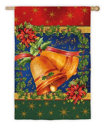 Christmas Bells Flag