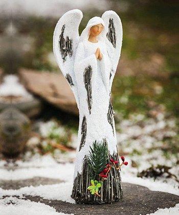 Woodland Angel Figurine