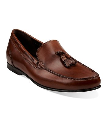 Tan Studio Springs Loafer - Men