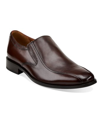 Brown Ricardo Slip-On Shoe - Men