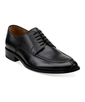 Black Ricardo Lace-Up Shoe