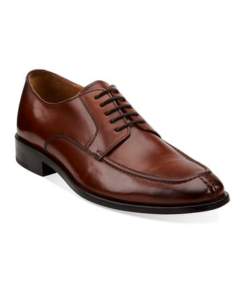 Tan Ricardo Lace-Up Shoe