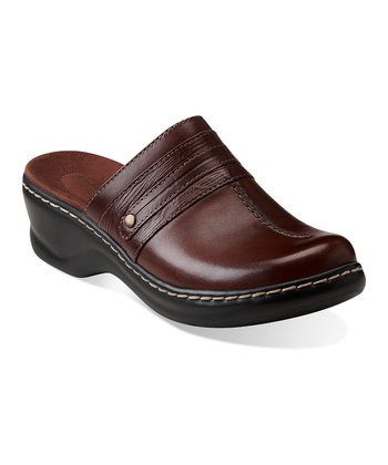Brown Lexi Cedar Mule - Women