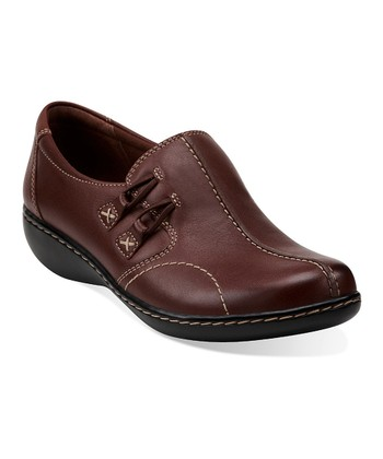 Brown Ashland Cove Slip-On Shoe - Women