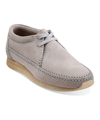 Gray Suede Kilarney Shoe - Men