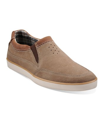 Taupe Munson Slip-On Shoe