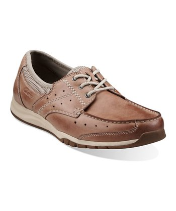 Beige Armada English Oxford - Men
