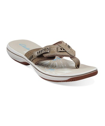 Gray Breeze Sky Sandal - Women