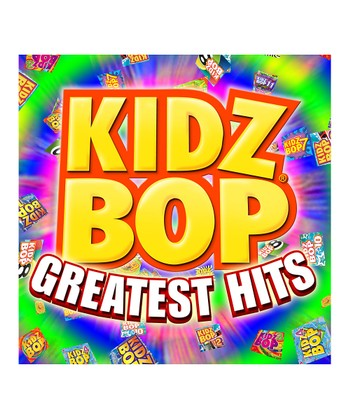KIDZ BOP Greatest Hits CD