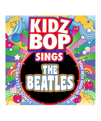 KIDZ BOP Sings The Beatles CD