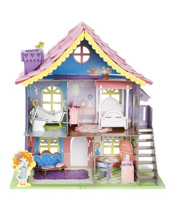 3-D Dollhouse Kit