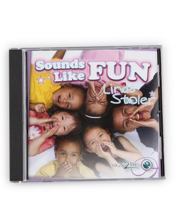 Sounds Like Fun Linda Stoler CD