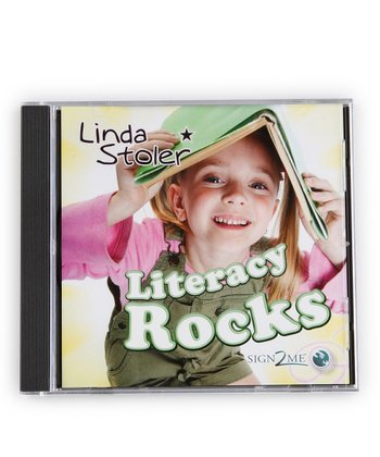 Literacy Rocks Linda Stoler CD