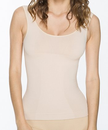 Nude Shaper Scoop Neck Tank - Women