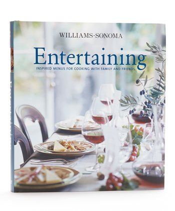 Entertaining Hardcover