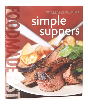Food Made Fast: Simple Suppers Hardcover