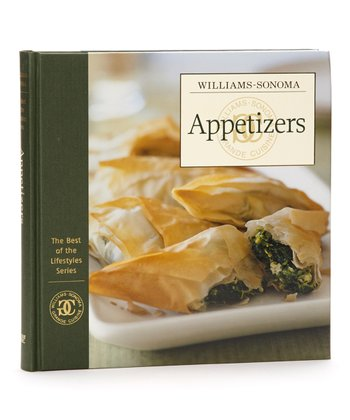 The Best of the Lifestyles: Appetizers Hardcover