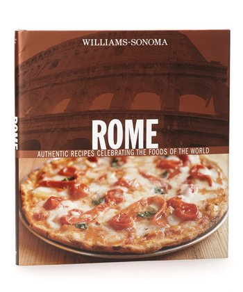 Foods of the World: Rome Hardcover