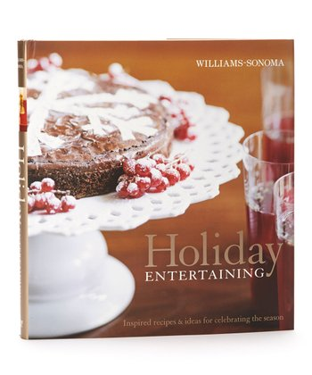 Holiday Entertaining Hardcover