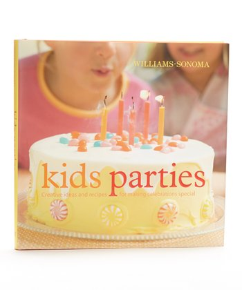 Kid's Parties Hardcover