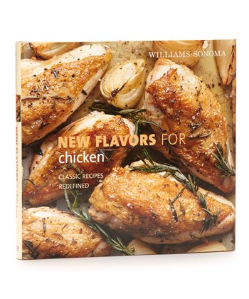 New Flavors for Chicken Hardcover