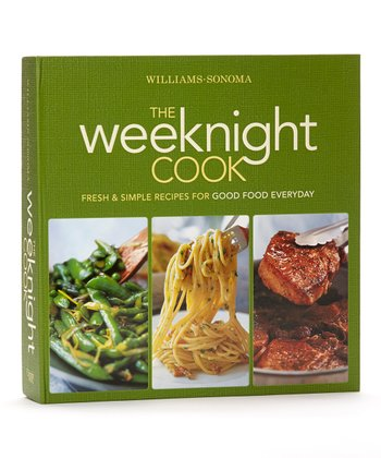 The Weeknight Cook Spiral Bound Book