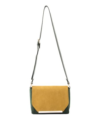 Emerald Yasmine Crossbody Bag