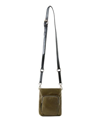 Olive Parker Mini Crossbody Bag