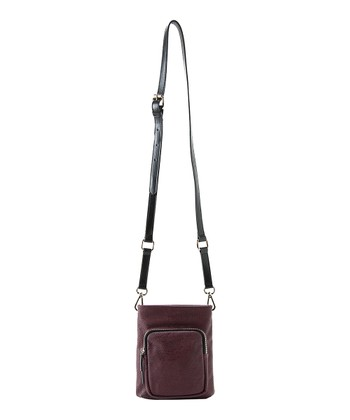 Wine Parker Mini Crossbody Bag
