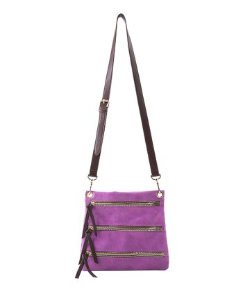 Magenta Eve Crossbody Bag