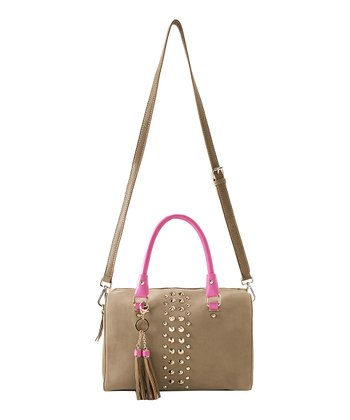 Nude Martine Satchel