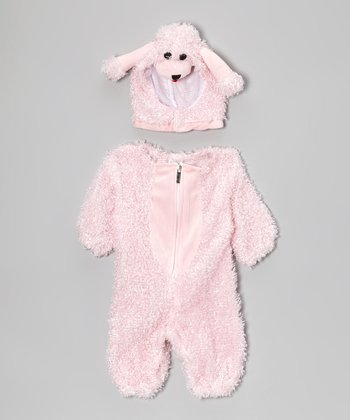 Pink Poodle Dress-Up Set - Infant