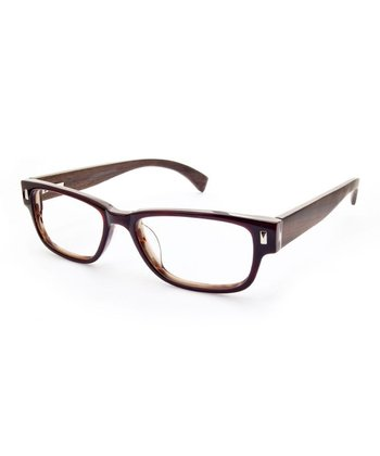 Brown & Walnut Olympic Glasses
