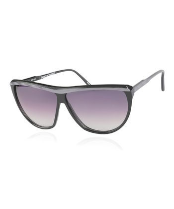 Purple & Black Parisian Sunglasses