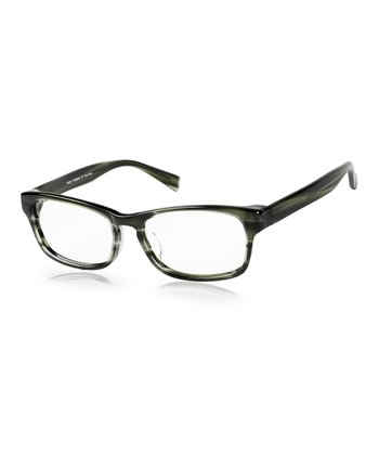 Green Roma Eyeglasses