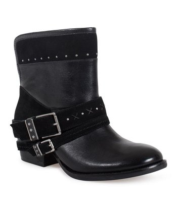Black Harper Bootie - Women