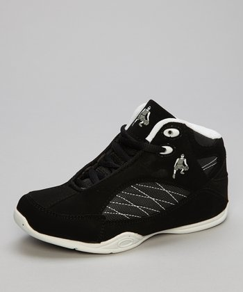 Black & White Athletic Sneaker