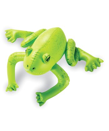 Inflatable Frog Life Cycle
