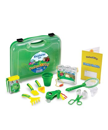 Pretend & Play Explorer Set