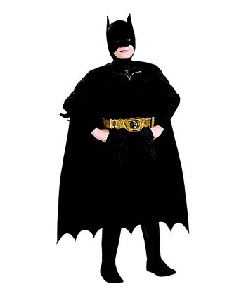 Deluxe Muscle Batman Dress-Up Set - Toddler & Boys