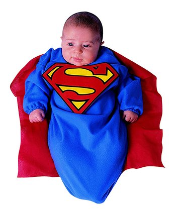 Superman Dress-Up Bunting - Infant