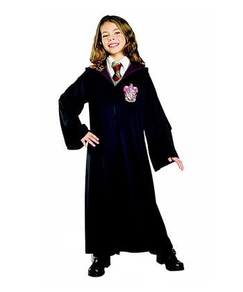 Black Gryffindor Robe - Kids