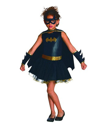 Deluxe Batgirl Tutu Dress-up Outfit - Toddler & Girls