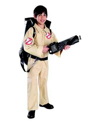 Tan Ghostbusters Dress-Up Outfit - Boys