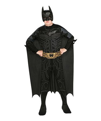 Metallic Batman Dress-Up Outfit - Boys