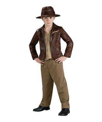 Deluxe Indiana Jones Dress-Up Outfit - Boys