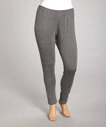 Charcoal Legging - Plus