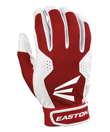 Red Typhoon III Batting Gloves