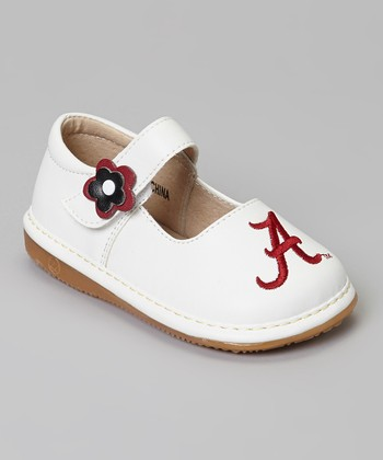 Alabama Crimson Tide Squeaker Mary Jane