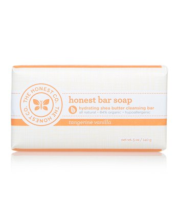 Tangerine Vanilla Bar Soap